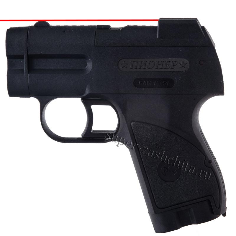 Аэрозольный пистолет (устройство) Пионер с ЛЦУ