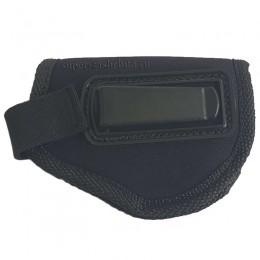 Кобура поясная скрытого ношения для аэрозольных устройств (универсальная)
