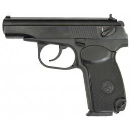 Пневматический пистолет МР 658 К Макаров ПМ (Blowback)